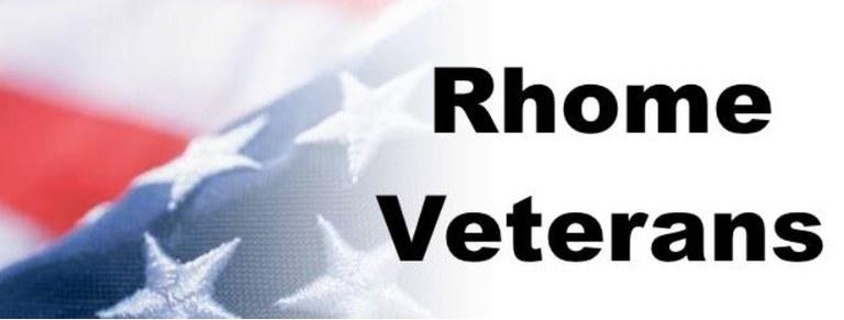Rhome Veterans.jpg